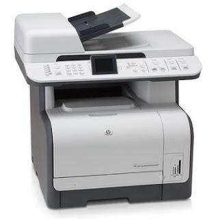 HP Color LaserJet CM1312 Multifunction Télécharger Pilote