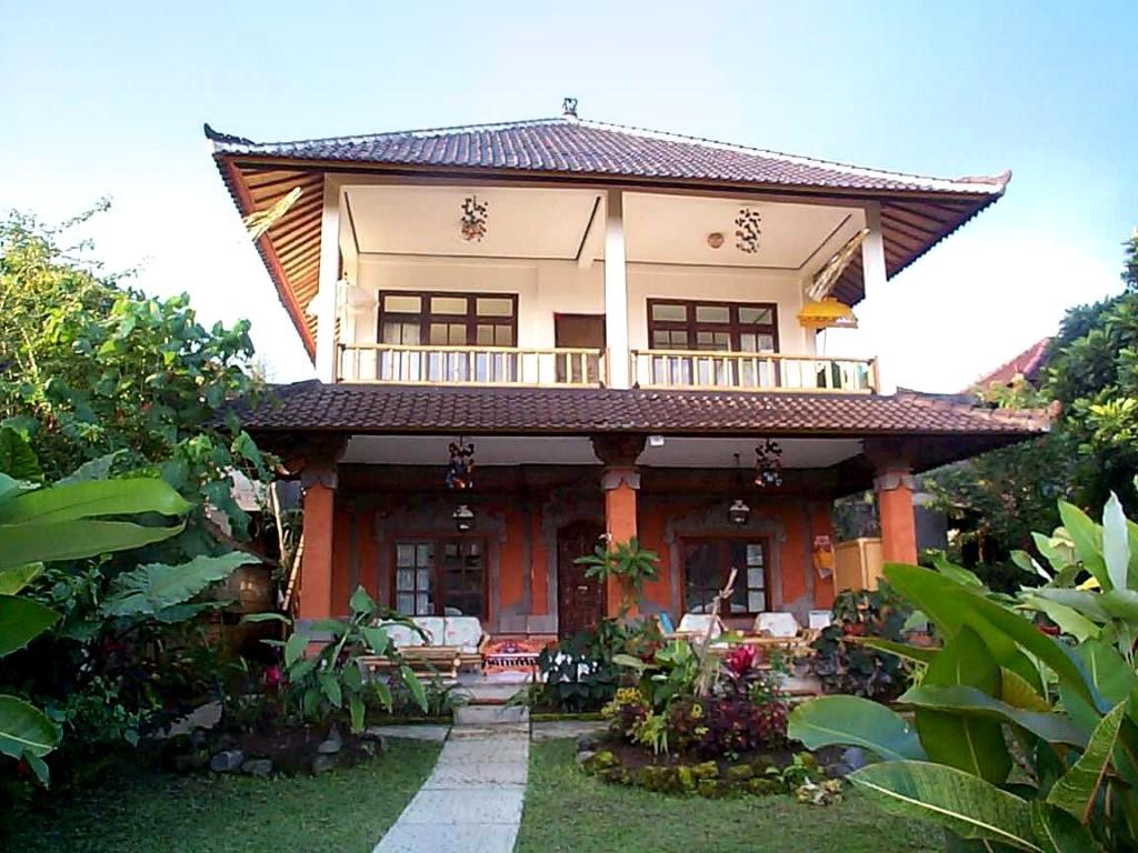 45 Desain Rumah Joglo Khas Jawa Tengah Desainrumahnyacom