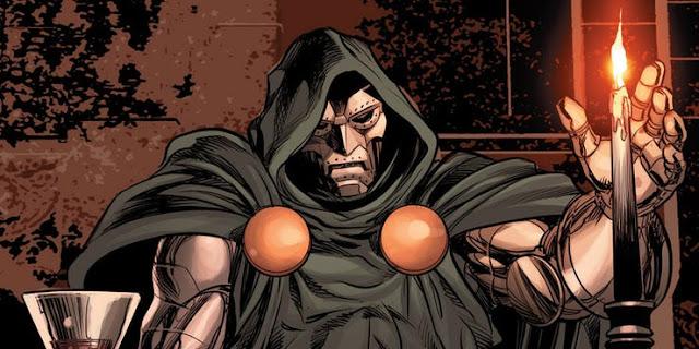 Bos Marvel Lakukan Pertemuan untuk Bahas Film Doctor Doom