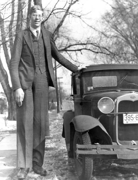 13 Vintage Portrait Photos of Robert Wadlow  The Tallest