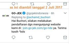 lowongan Gojek juli 2017, lowongan gojek 2017, pendaftaran gojek juli 2017, lowongan gojek terbaru 2017