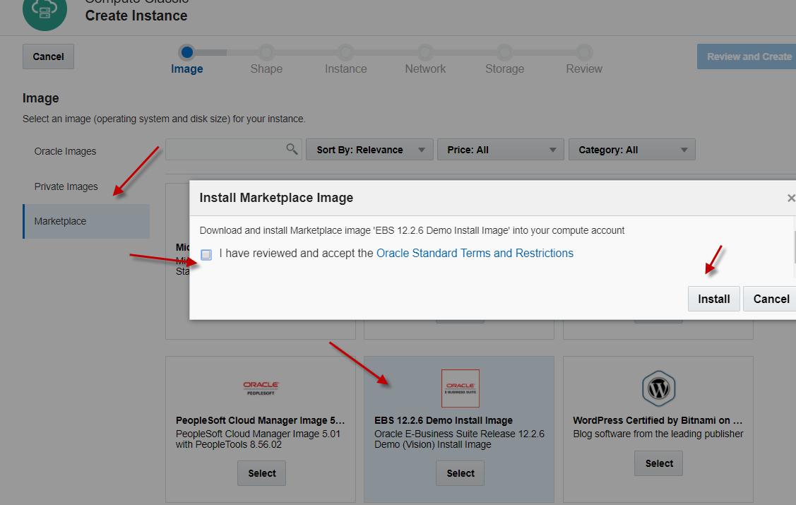 Sameer shaik bemsmbapmpcsm create provision oracle click customize and follow the below screenshots xflitez Choice Image