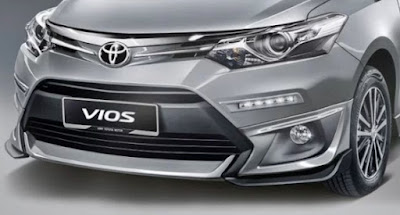 2017 Toyota Vios India Specs