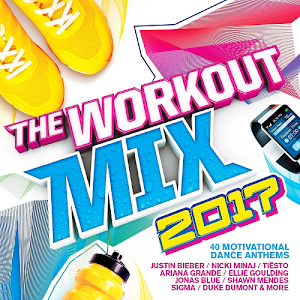 The Workout Mix The Workout Mix TQWM17