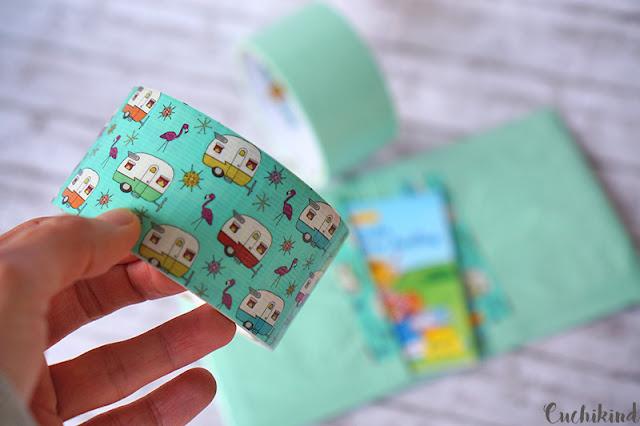 Basteln mit Duck Tape