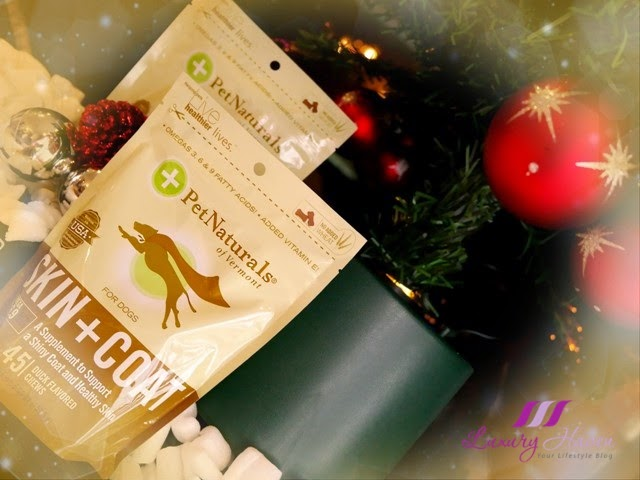 vitacost christmas shopping pet naturals dog treats review