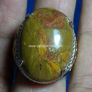Cincin Batu Panca Warna Garut - ZP 490