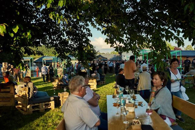 Kulinarkfestival Räuberball der Schott Bros. in Wallhausen.
