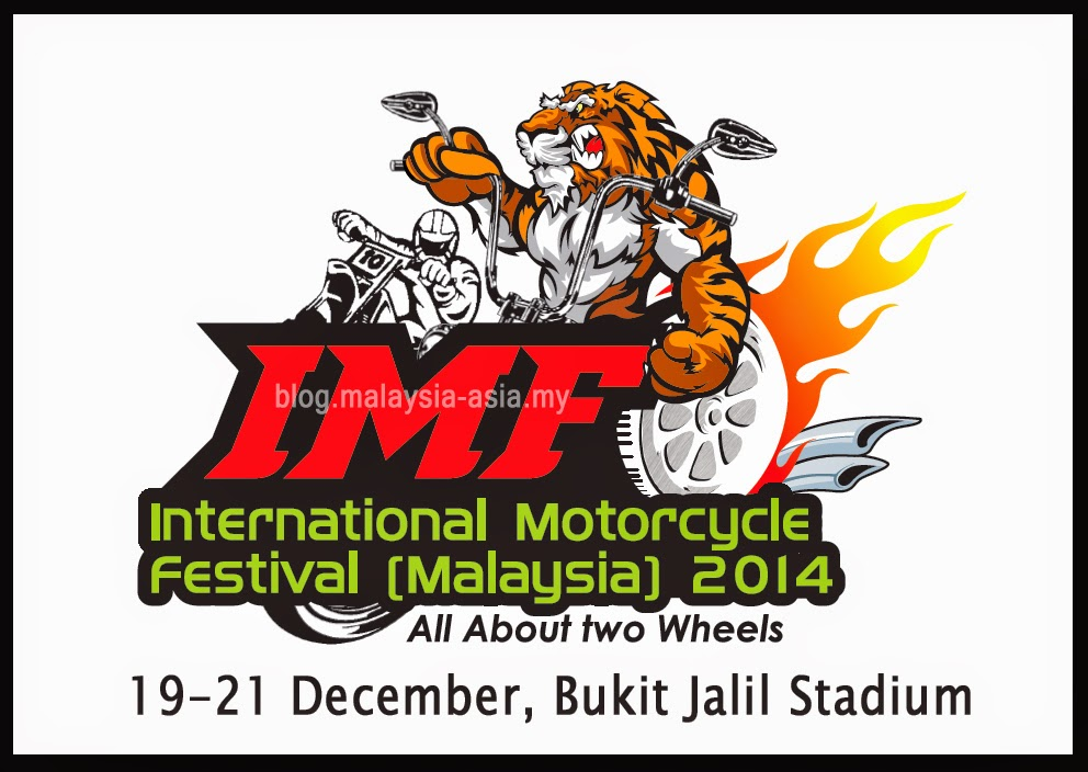 International Motorcycle Festival (Malaysia) 2014