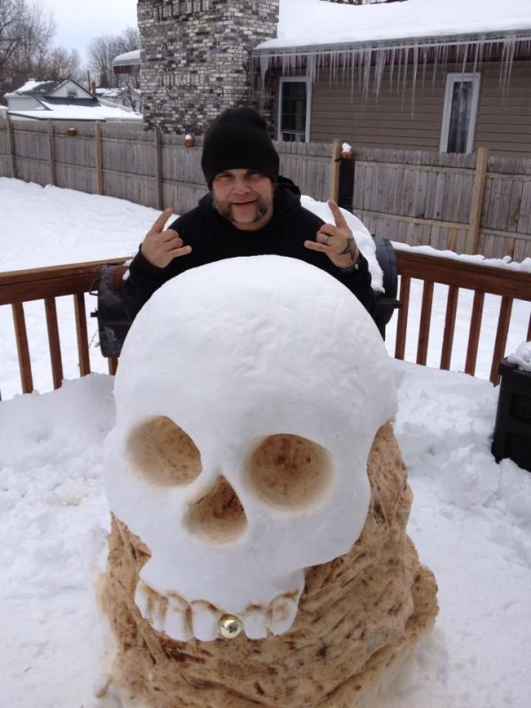 DIY%2BCreative%2BSnow%2BSculptures%2BIdeas%2BBy%2BPeople%2BWho%2BHave%2BMastered%2BThe%2BArt%2BOf%2BSnow%2B%252811%2529 20 DIY Ingenious Snow Sculptures Concepts By way of Other people Who Have Mastered The Artwork Of Snow Interior