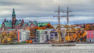 Estocolmo en otoño