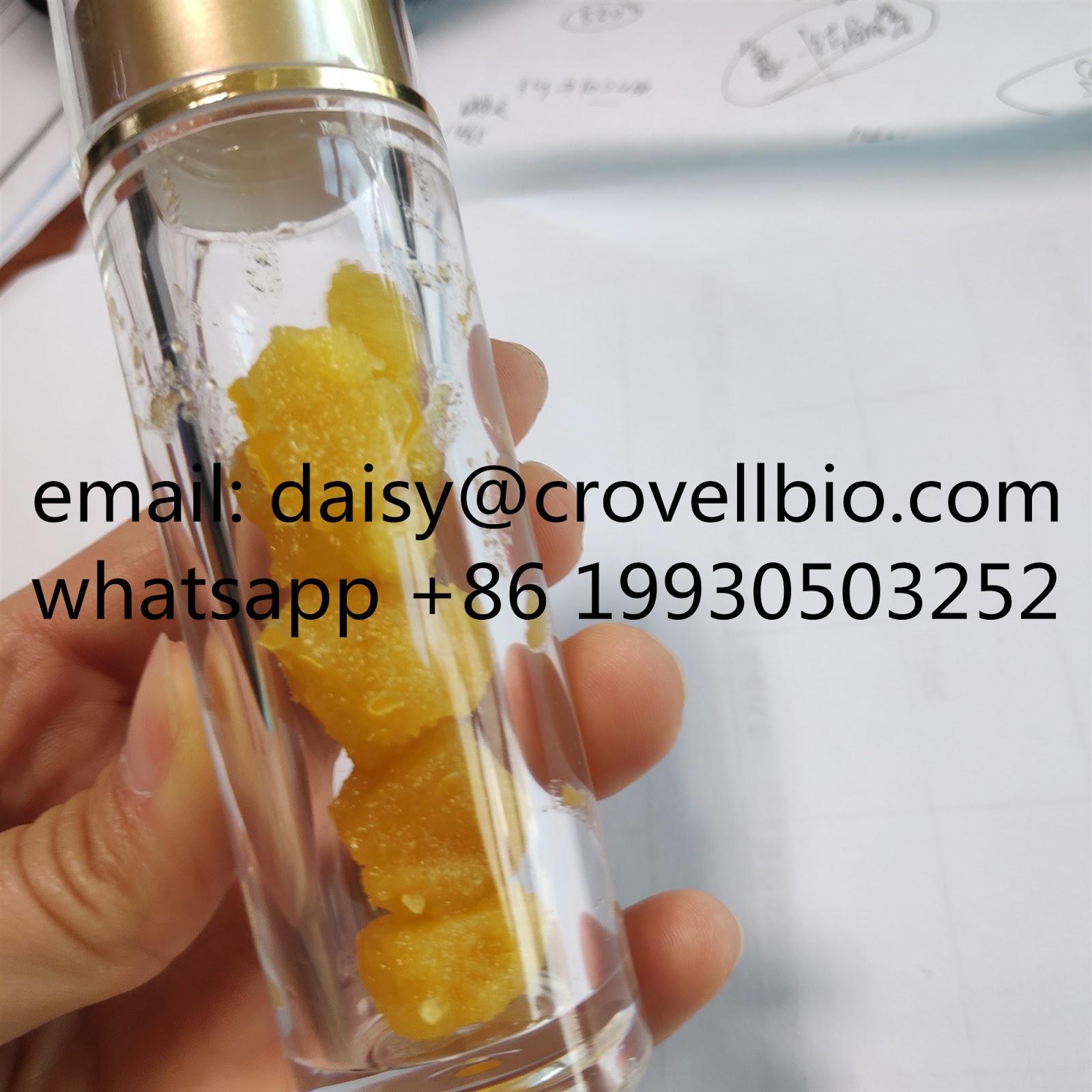 sell high quality CAS 13956-29-1 CBD oil (daisy@crovellbio com