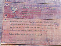 Griffith Park Teahouse plaque