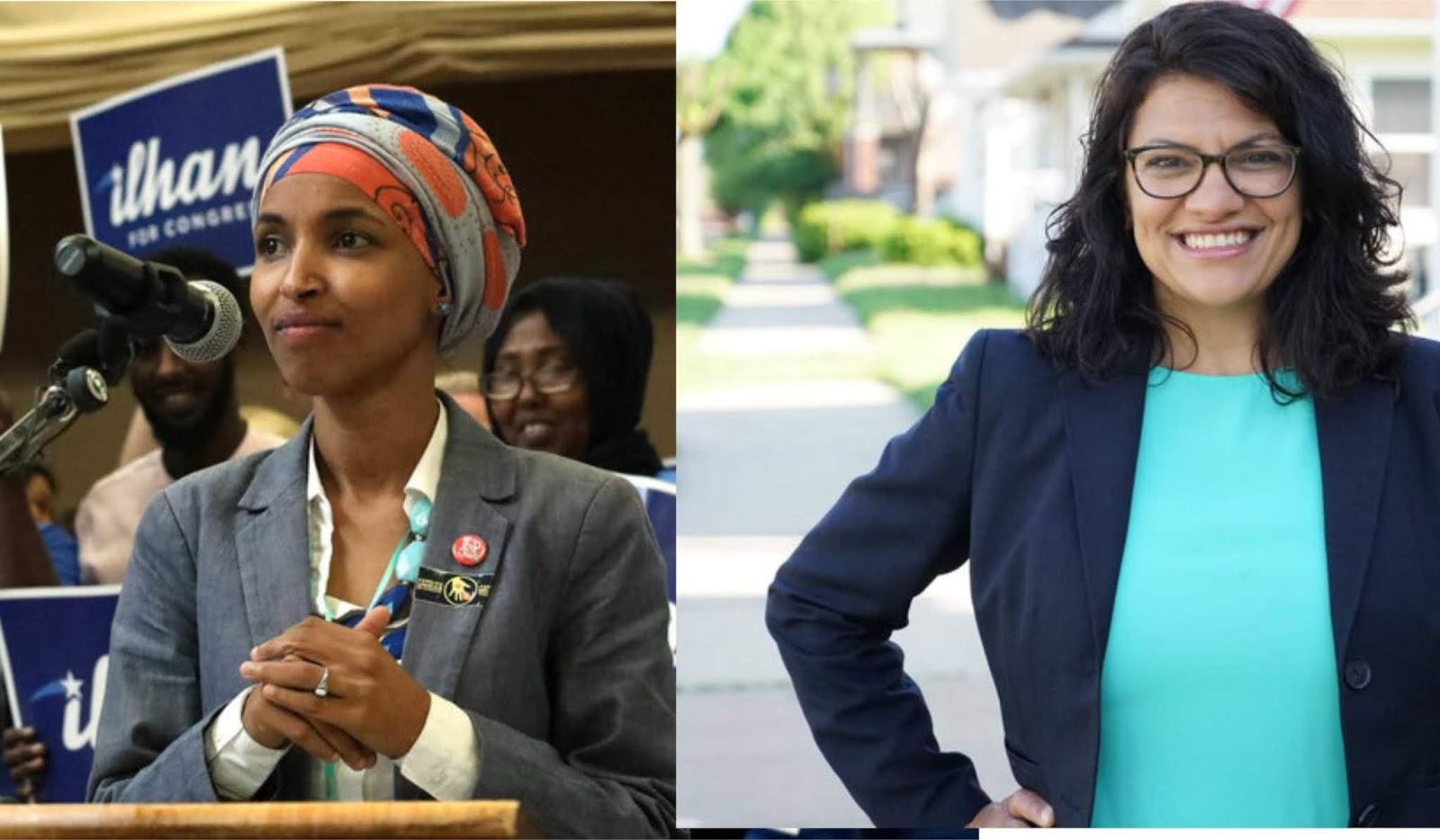 Untuk pertama kalinya, dua wanita Muslim terpilih ke Kongres AS