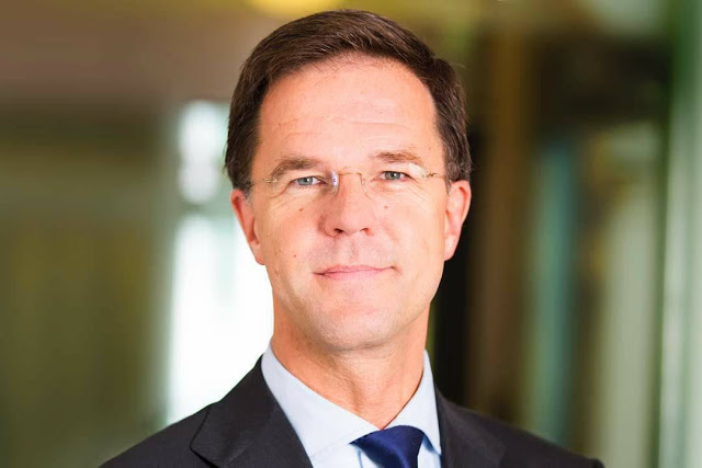 Dutch Prime Minister Pays Official Visit To Ghana