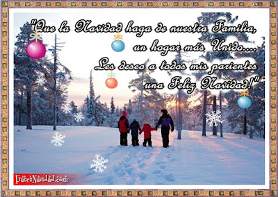 Tarjetas de Feliz Navidad para dedicar