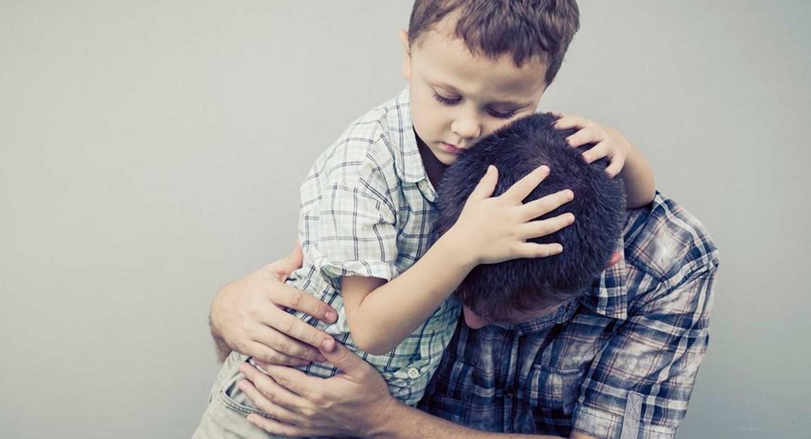 Perdóname hijo. La carta que muchos padres no se atreven a escribirle a sus hijos