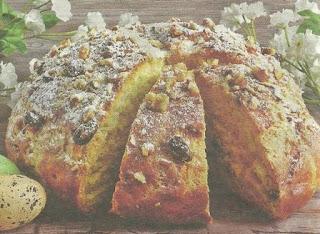 Рецепт Пасхального пирога. Пошаговая инструкция приготовления