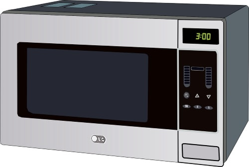 Microwave oven - use it properly and you save a lot of money.