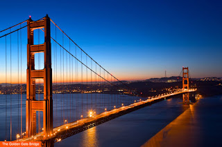 Cover Photo: The Golden Gate Bridge