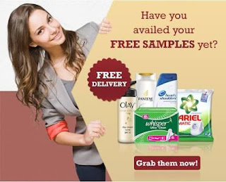 p&g products for free