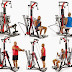 Some Exercises You can do to work in the Bowflex Workouts Routines