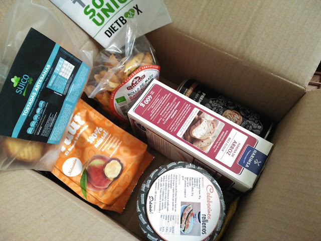 Unboxing Dietbox