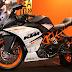 Ngeri ngeri sedap . . Harga KTM RC 250 CBU kini sudah dibawah Kawasaki Ninja RR Mono ABS !