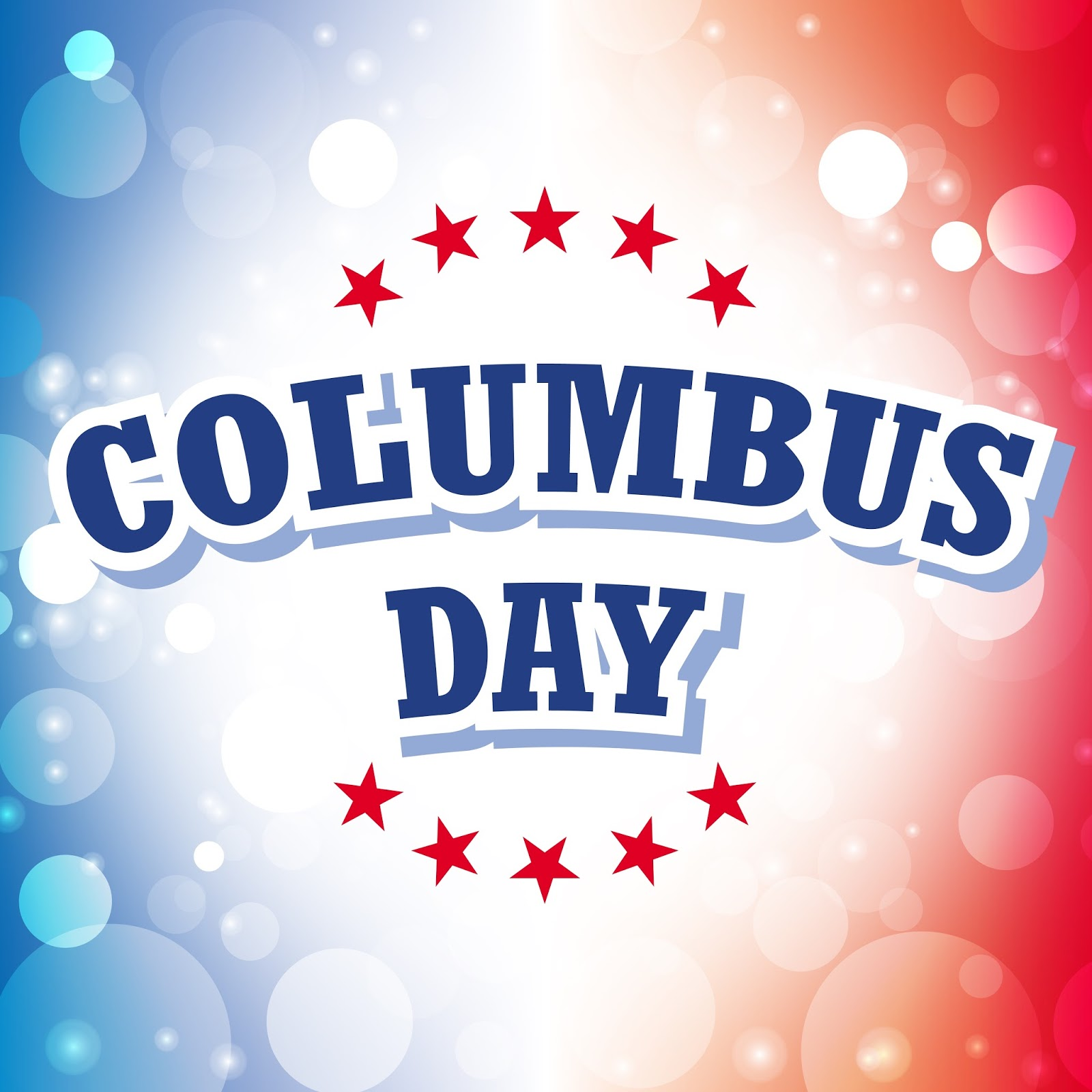 Franklin Downtown Partnership Happy Columbus Day
