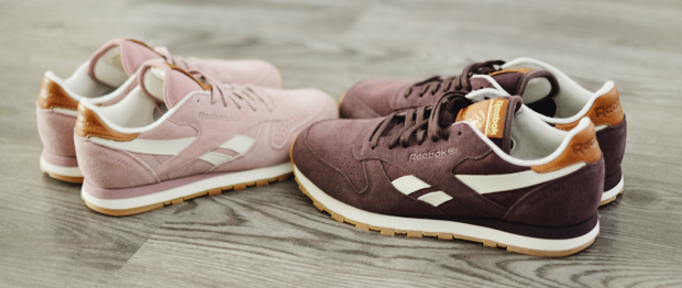 Reebok Classic Leather Suede