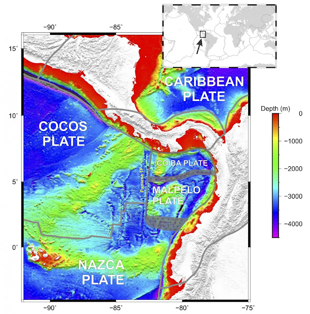 New plate adds plot twist to ancient tectonic tale