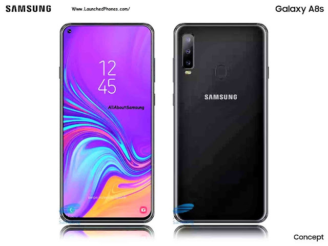 is the upcoming mobile telephone of the fellowship Samsung Milky Way A8s Image leaked on AllAboutSamsung