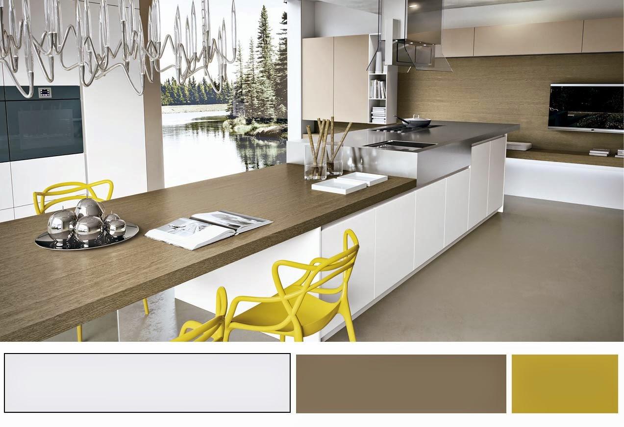 Colores de cocina cafran cocinas - Cafran cocinas ...