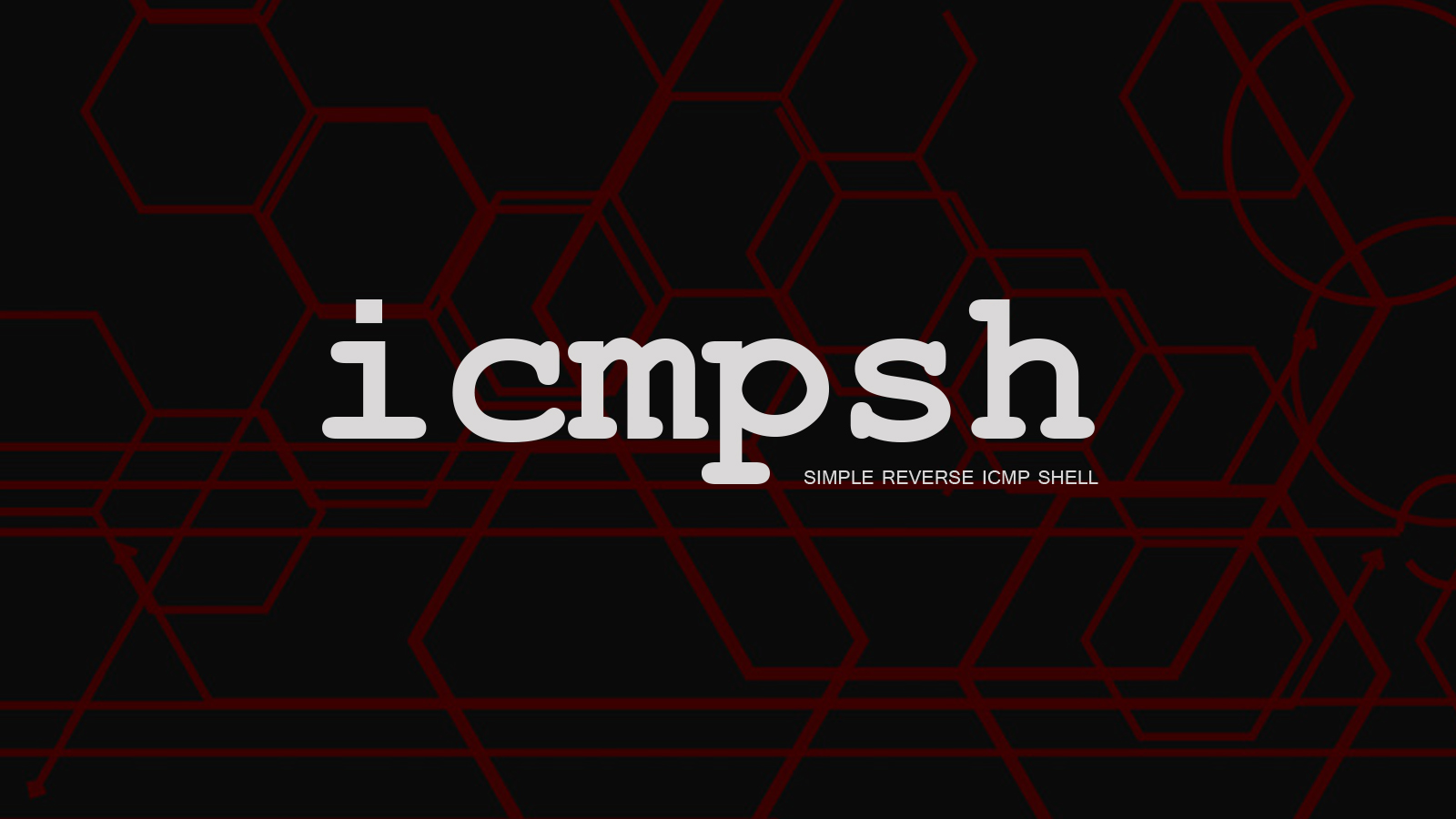 icmpsh - Simple Reverse ICMP Shell
