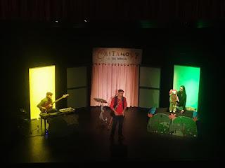 "Cantamos no ""Teatro San Francisco"" de León"