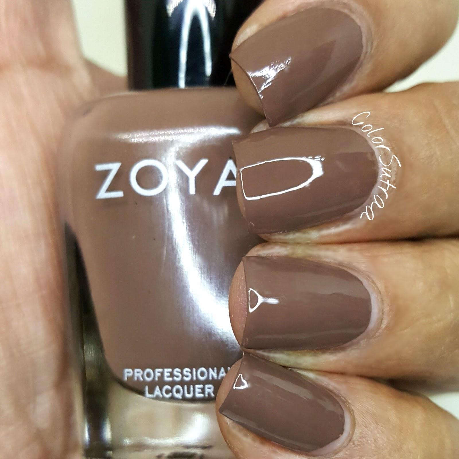 Zoya Nail Polish Jill