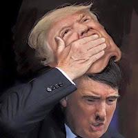 Donald Trump as Hitler