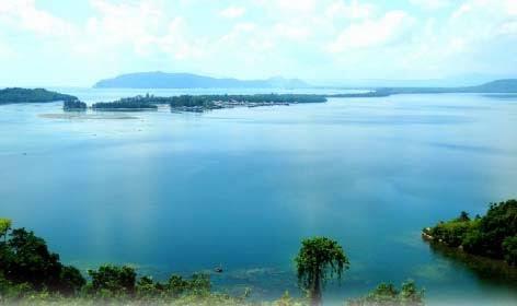 Indahnya Teluk Youtefa Jayapura