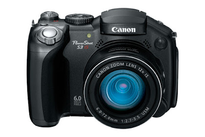 Canon PowerShot S3 IS Driver Download