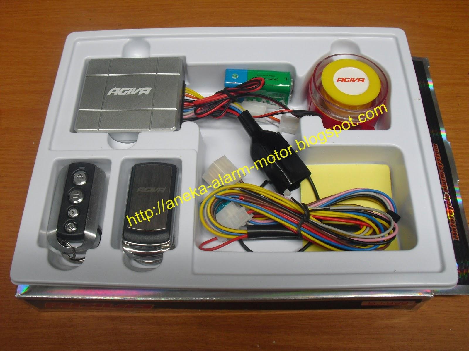 Aneka Alarm Motor March 2014