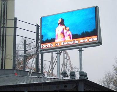 Cung cấp màn hình led p5 outdoor ngoài trời giá rẻ tại quận 11