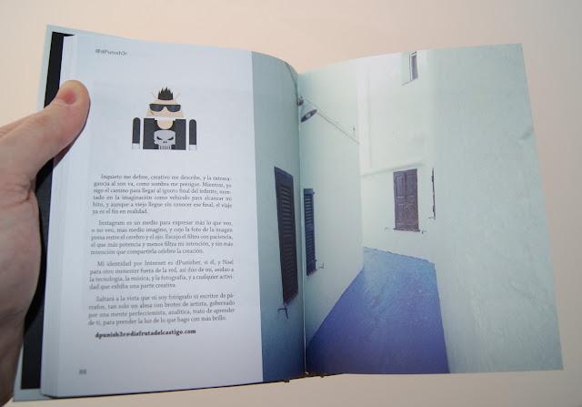 Presentación dPunish3r en Makusikusi, libro de fotografía móvil