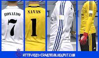 Real Madrid Kit 2002-2003 PES 2017
