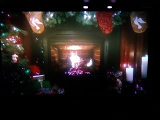 Screen Dreams Living Fireplace