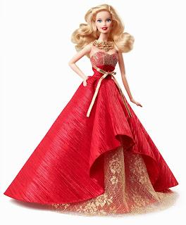 Barbie Magia delle Feste 2014 2015 Natale prezzo caratteristiche bambola collezione Mattel