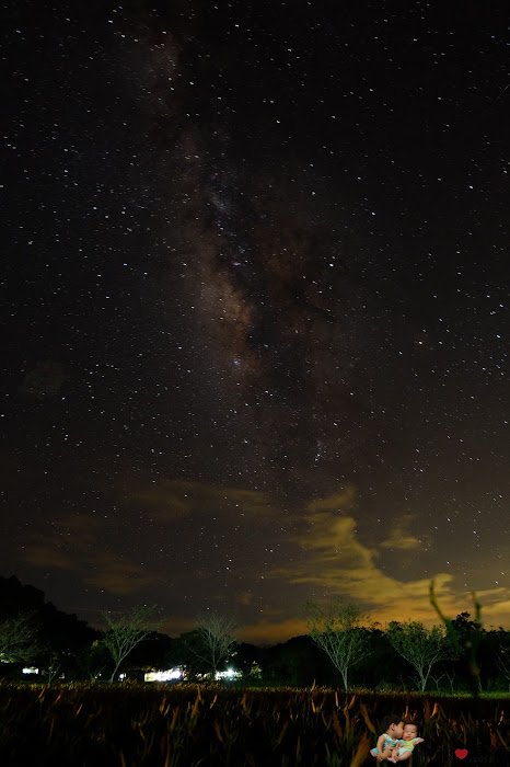赤柯山夜景