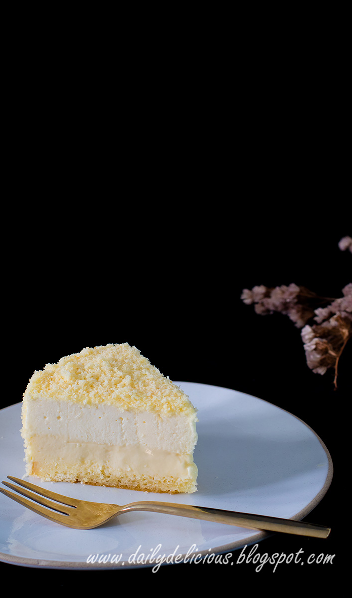 Cheese Cake Fromage Blanc Anniversaire