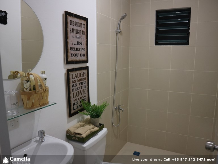 Photos of Two (2) Bedroom 42.6 Sqm - Camella Condo Homes Bacoor | Luxury House & Lot for Sale Bacoor Cavite