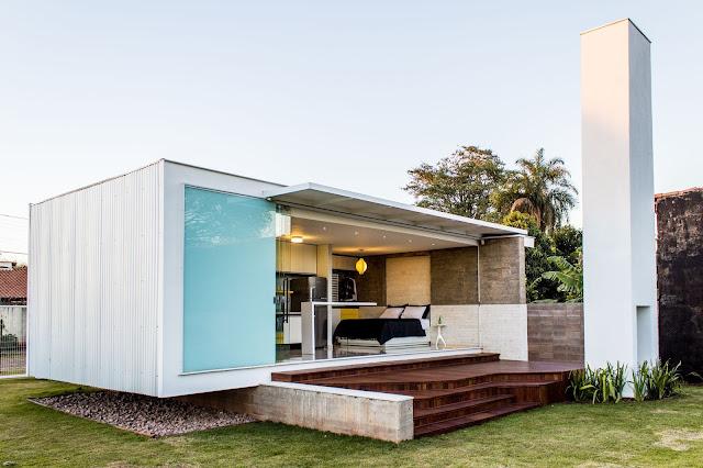 Contaier Home design