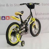 18 pacific x-man bmx sepeda anak